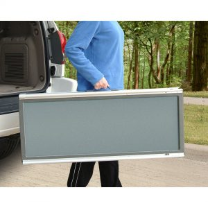 Easy carrying handle