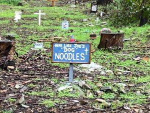 dog cemeteries