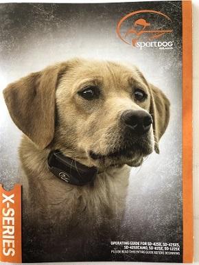 Sportdog X Series